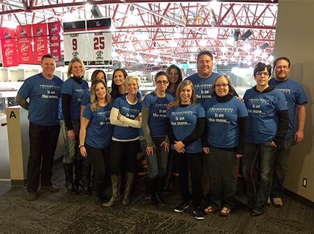 Henderson Insurance staff, community fundraiser, Regina Humane Society