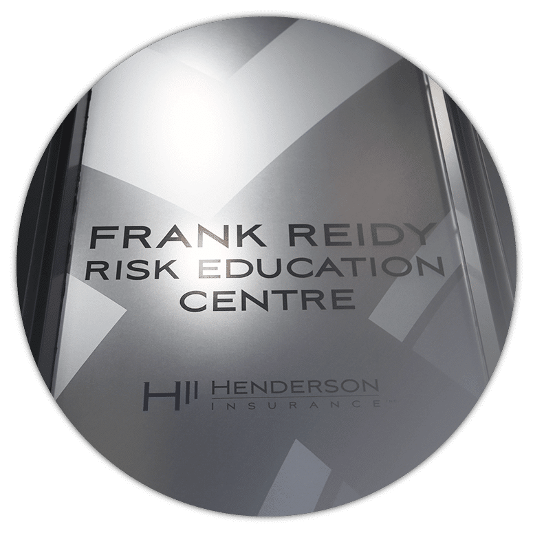 Frank Reidy Risk Education Centre picture